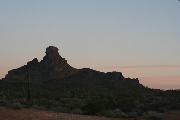 Fire Mountain Arizona