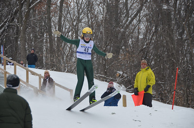 Minneapolis Junior Tournament:  February 15, 2014