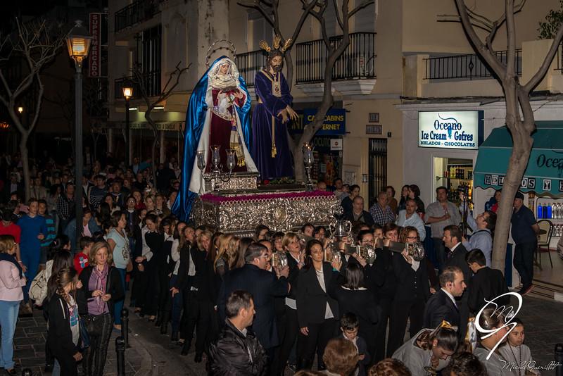Semana Santa en Los Boliches