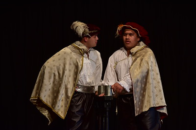 Scots College: Othello - Act I sc i