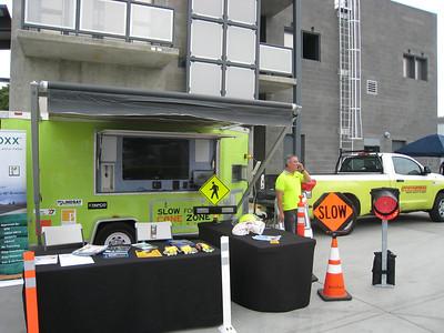 MSA Equipment Show 2013