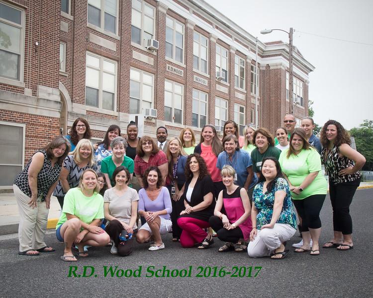 RD Wood School 2016-2017