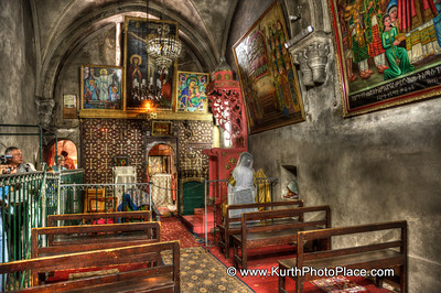 Jerusalem - Coptic Orthodox Patriarchat