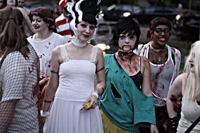 Louisville Zombie Attack 2008