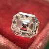 2.39ct Antique Asscher/Square Emerald Cut Diamond, GIA D/IF 30