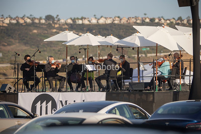 Mainly Mozart Drive In Concert July 11th, 2020
