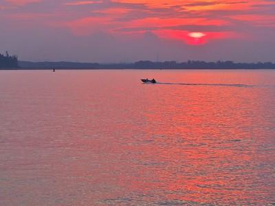 Sunset at Punggol Point