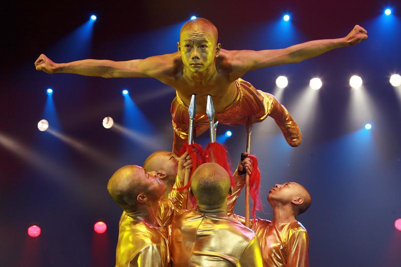 Chinese Warriors of Peking