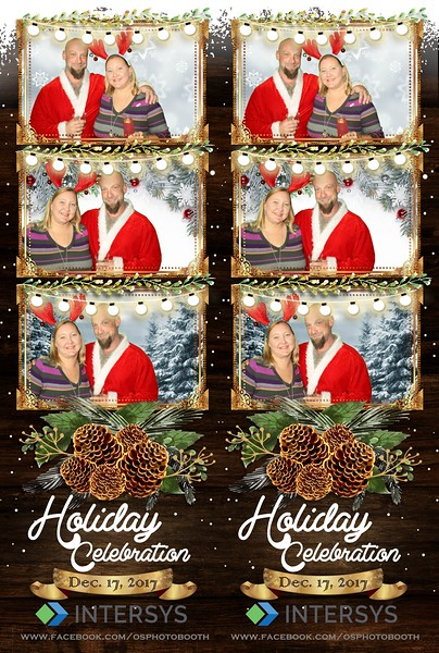 Intersys 2017 Holiday Party
