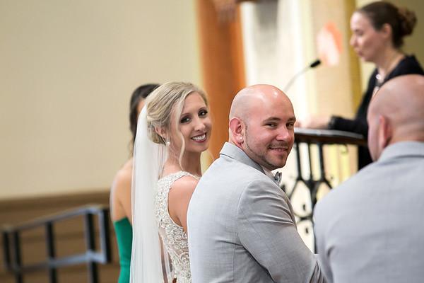 Paige + Collin - Ceremony