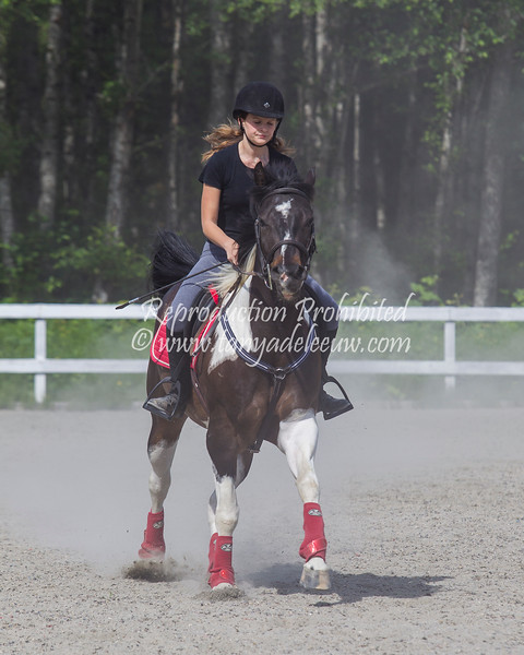 Equestrian - SVEA Gymkhana - Squamish, May 2018
