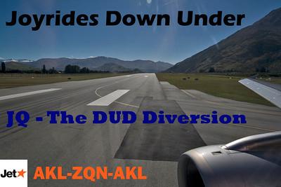 Joyrides 7 - AKL-ZQN-AKL-CHC-AKL - JQ, DJ (2009)