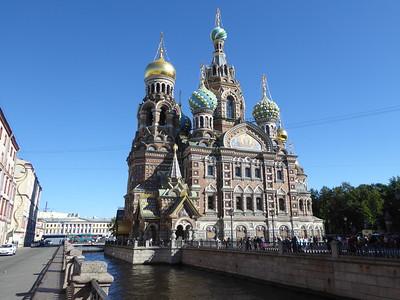 St Petersburg 2016