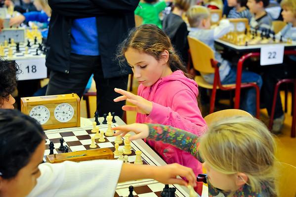 WBS schaaktoernooi
