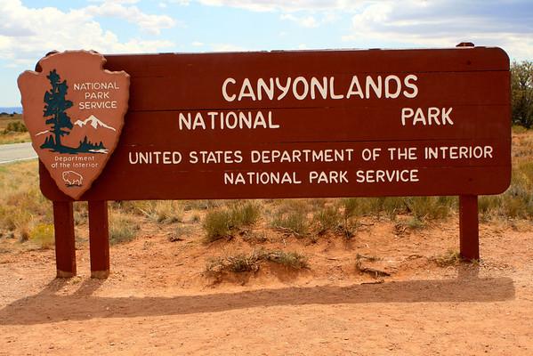 RVing 2013 Summer Canyonlands NP