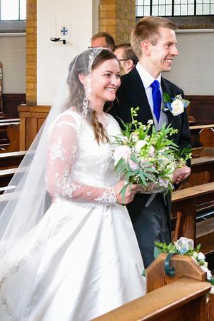 Anne and Ben's Wedding
