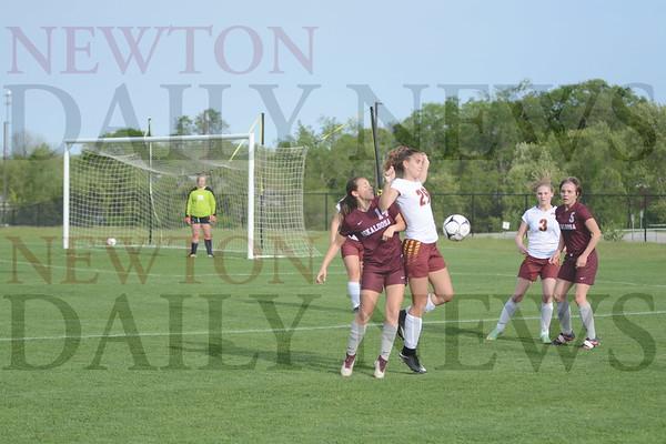 PCM Girls Soccer vs. Oskaloosa 5-23-19