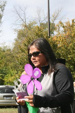 2012 Walk To End Alzheimer's (Midland)