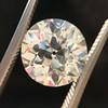 3.46ct Old European Cut Diamond GIA M, VS1 35