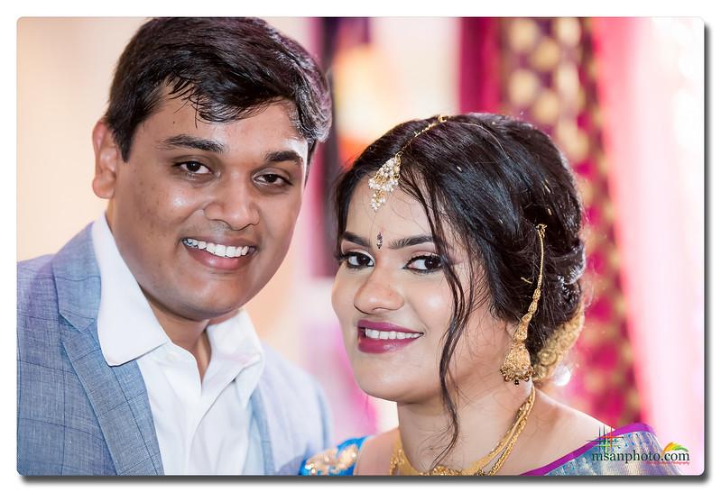 Sridhar and Shobana Sridhar Daughter Engagement
