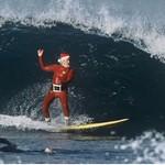 Original Easy Reader Surfing Santa Paul Matthies