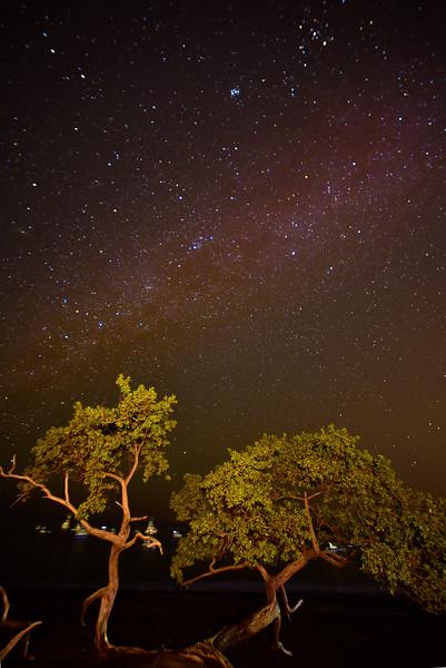 Falling stars in Guanacaste 2015