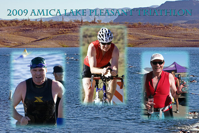 Amica Lake Pleasant Triathlon - 2009