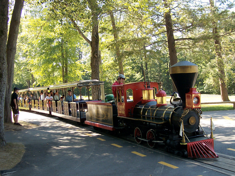 The Canobie Express train.