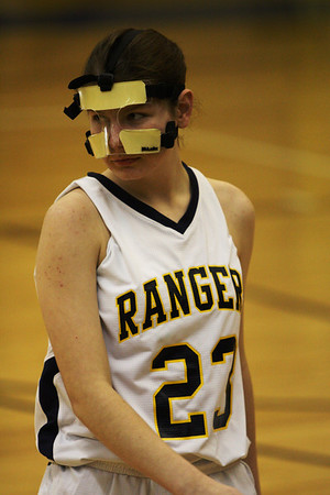 North Ridgeville Senior Night 02/08/12