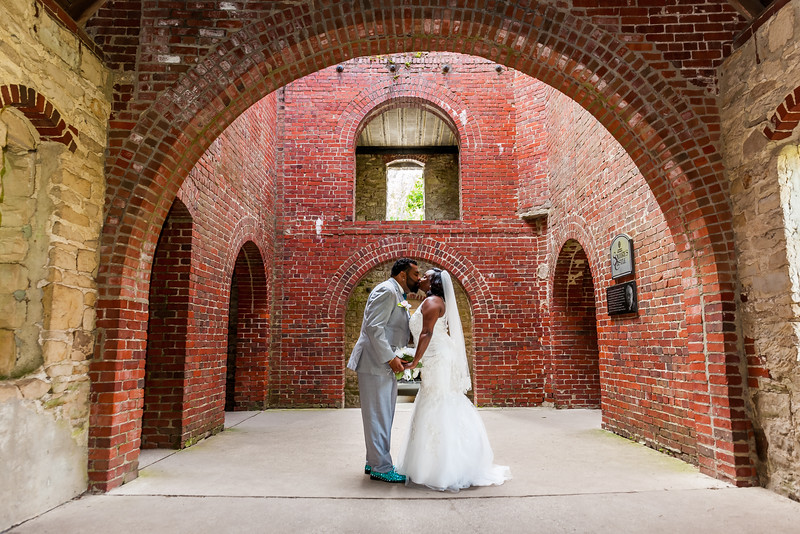 Tamara & Eric Wedding