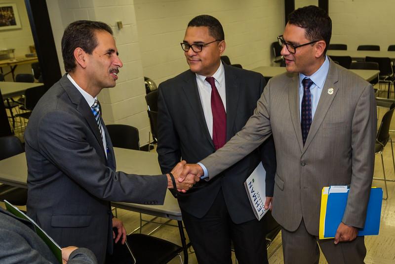 LS 88-2016 President Meets Council Member Fernando Cabrera