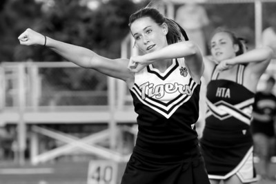 JH & JV Cheerleading 2008/2009
