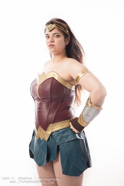 Wonder Woman Lauren June 2017