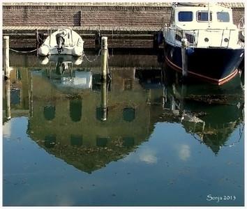 Spiegelingen-Reflections