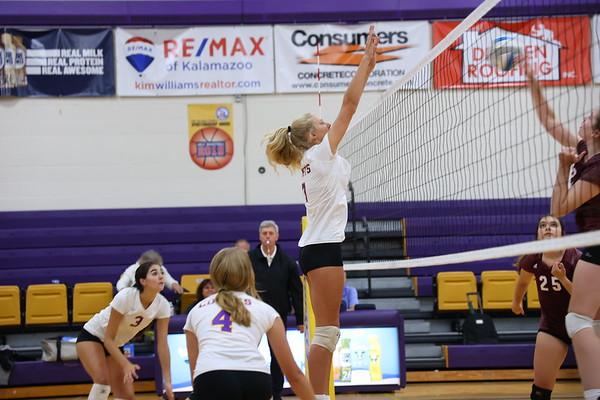 Volleyball JV vs Watervliet - KCHS 9/23/21