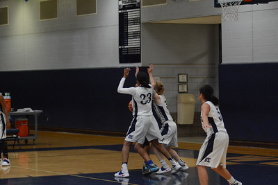 OE varsity Girls Basketball Vs Plainfield So. 2016/17