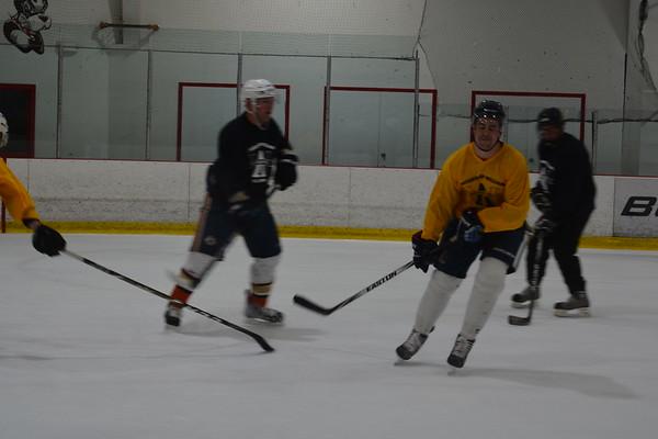 Alumni Hockey Game May 18, 2019
