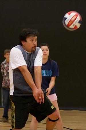 2009-02-28 Indoor Volleyball Tournament at Watsonville High School