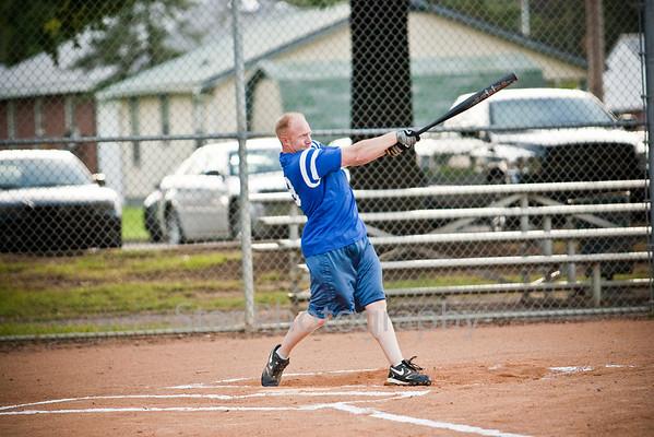 Co Ed softball 08-17-09