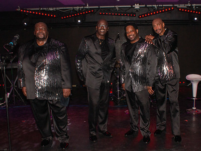 Viva Soul Spectacular - with the American Four Tops! 13-08-2021