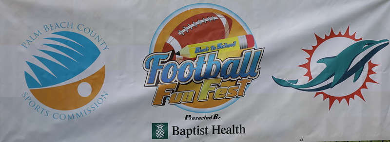 Back to School Football Fun Fest