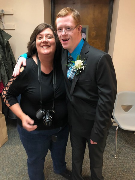 At the Lake Orion United Methodist Church and its Special Needs prom on Friday, May 11, 2018. Stephen Frye / Digital First Media.