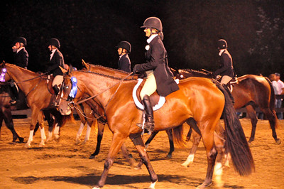 Warrenton Horse Show Hunt Night