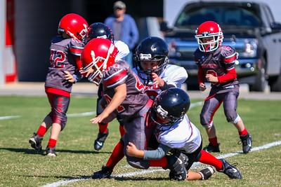 Maryville Lil Rebs Football