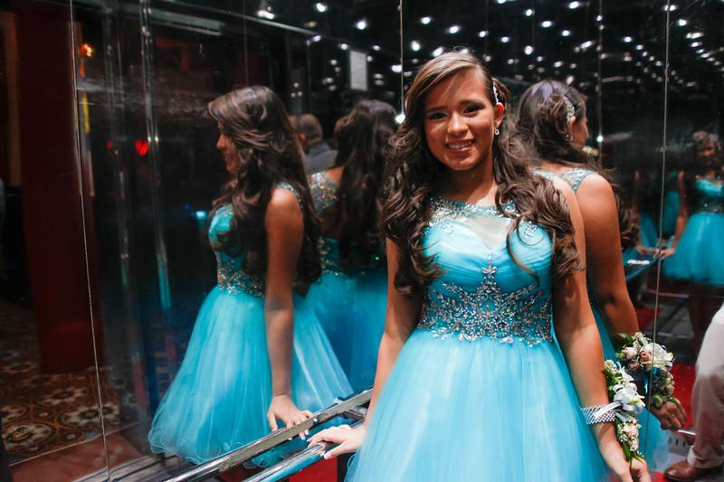 Stephanie Pineda Fifteen B-Dash