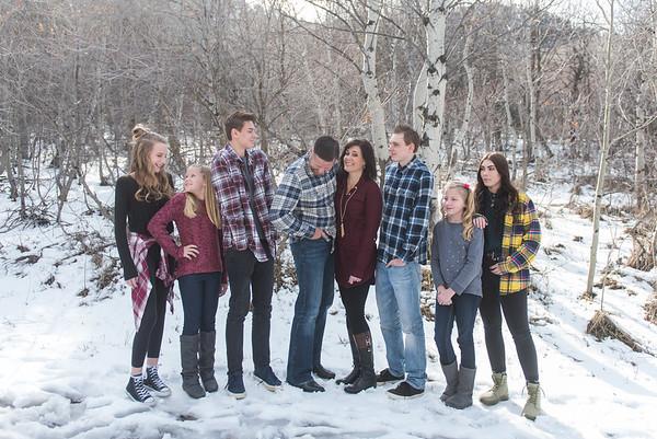 Packer Family 2018