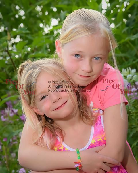 Kara and Desiree