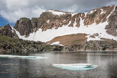 Lake Dorothy, Indian Peaks (July '15)