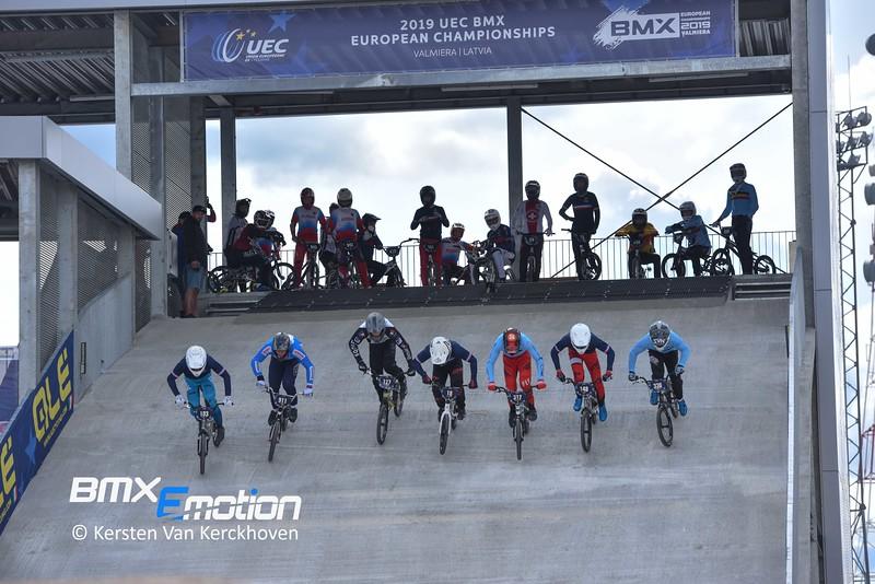 European Championships Valmiera - Championship Friday 12-O7-19