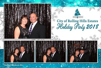 City of Rolling Hills Estates Holiday Party